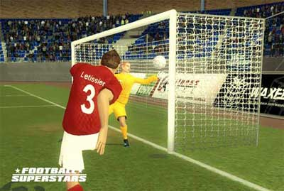 Nouveau jeu de foot mmo - football superstars