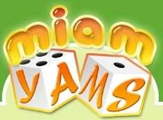 Nouveau jeu de dés - miam yams