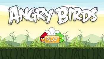 Angry birds en version jeu flash - Angry birds gratuit en ligne ...