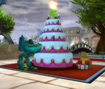 Fiesta online fête ses 5 ans d'existence