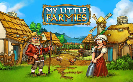 Nouveau jeu de ferme - my little farmies