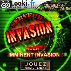Invasion sur desert operations