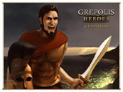 Les héros grecs dans grepolis