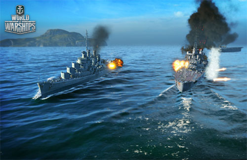 aperçu world of warships