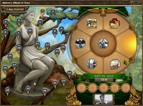 roue de la nature Grepolis