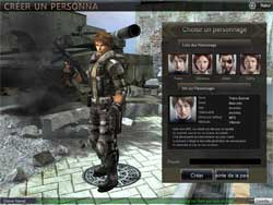 copie d'�cran de Blackshot