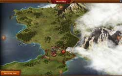 copie d'�cran de Forge Of Empires