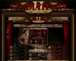 copie d'�cran de Gladiateurs 2
