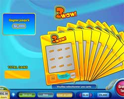 copie d'�cran de Scratch2cash