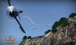 copie d'�cran de War Thunder