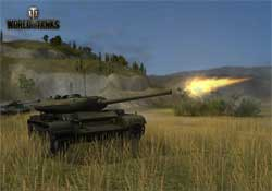 copie d'�cran de World Of Tanks