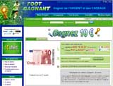 Foot Gagnant : Instants gagnants