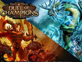 Duel Of Champions : Cartes à collectionner