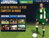 Football Superstars : Jeux MMO sport