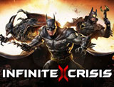 Infinite Crisis : Jeux MMO action