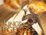 Kings And Legends : Cartes à collectionner