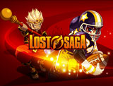 Lost Saga : Jeux MMO action