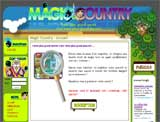 Magic Country : Jeux d'aventure