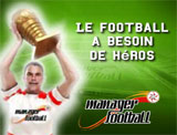 Manager Football : Jeux de gestion