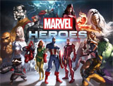 Marvel Heroes : Jeux MMO action