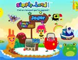 Simply Land : Jeux communautaires
