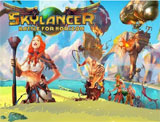 Skylancer : Jeux de pirate