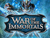 War Of Immortals : Jeux MMO action