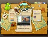 Zepirates : Jeux de pirate